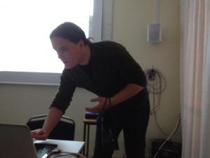 Jonas Lagander från Östgöta Bi